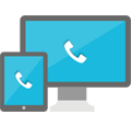 Manage your calls on any device